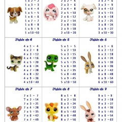 Search results for tables de multiplications imprimer calendar 2015 - Table de multiplication vierge ...